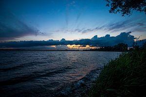 zonnewolken van Roger Janssen