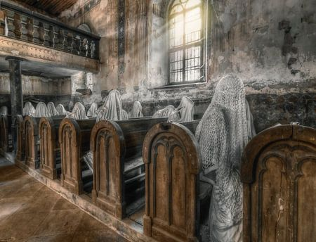 Lost Place - Church of Ghost