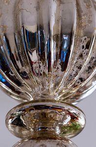 Een sprankel van glas en zilver voor de Kerstsfeer van Jani Moerlands