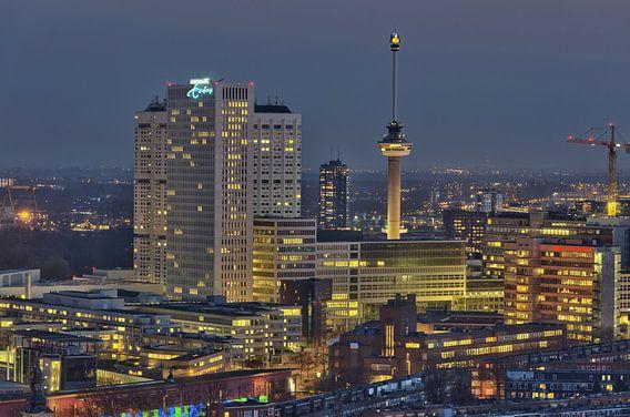 Rotterdam Euromast van Bob de Bruin