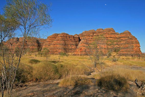 Bungle Bungle N.P. in Australië van Antwan Janssen