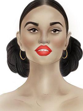 Maria van Afrotastic Art