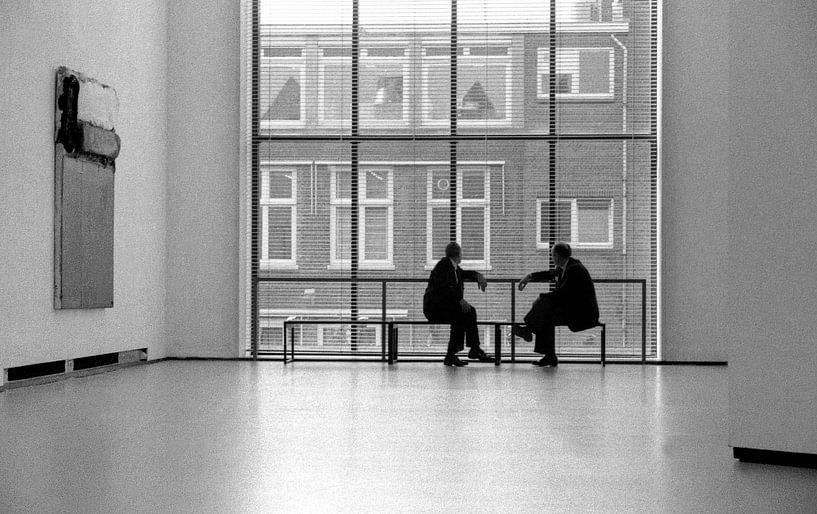 Stedelijk Museum Amsterdam van Paul Teixeira