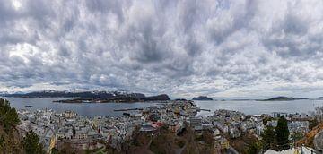 Alesund Panorama von Maik Richter