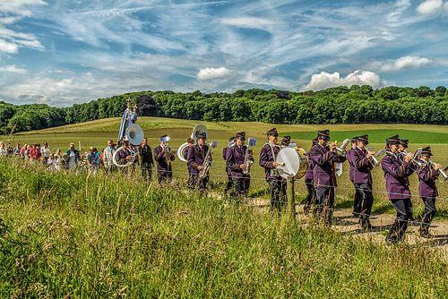 Processie Oud Valkenburg