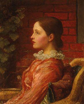 Alice, George Frederic Watts