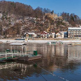 health resort Rathen, Saxony sur Gunter Kirsch