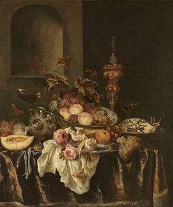 Stilleven, Abraham Hendricksz. van Beyeren