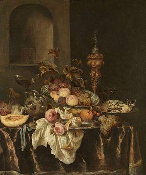 Stillleben - Abraham Hendricksz van Beyeren