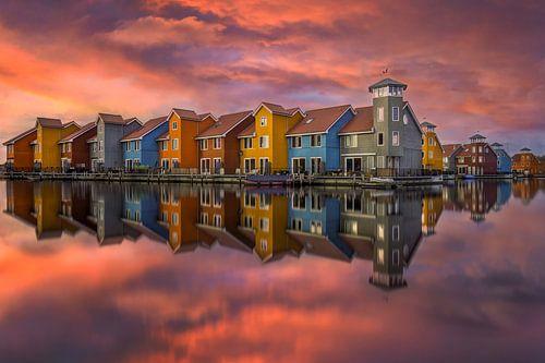 Dutch Colors III van