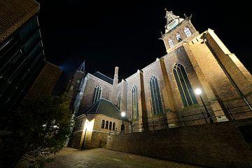 Sint-Stevenskerk in Nijmegen sur Merijn van der Vliet