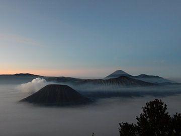 Mount Bromo von Christine Volpert