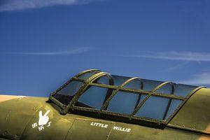 Spitfire  van