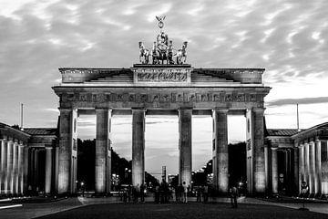 Berlin. Das Brandenburger Tor von Gerrit de Heus