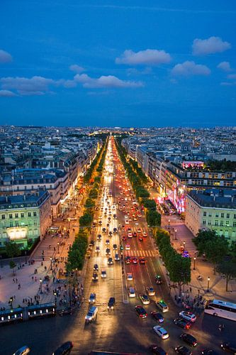 Parijs van Raoul   La Crois