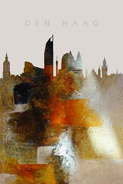 Den Haag in a nutshell van Harry Hadders