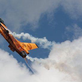 Koninklijke Luchtmacht F-16 Fighting Falcon van Dirk Jan de Ridder
