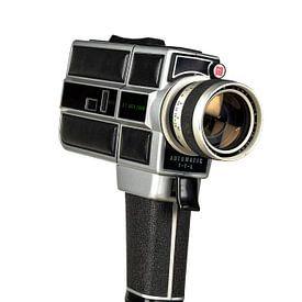videocamera van Günter Albers