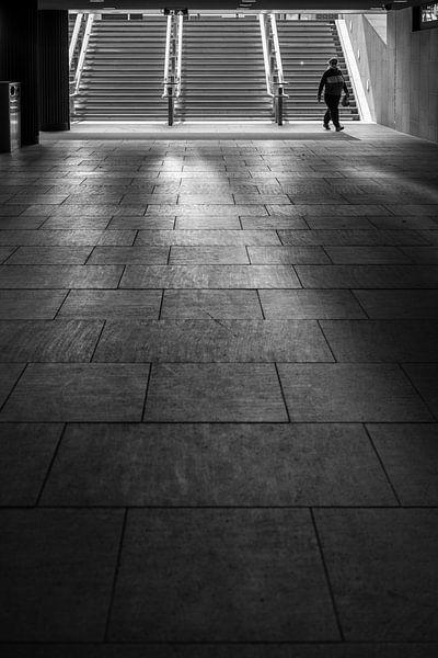 Station Breda van Henri Boer Fotografie