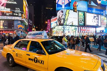 New York Times Square sur René Schotanus
