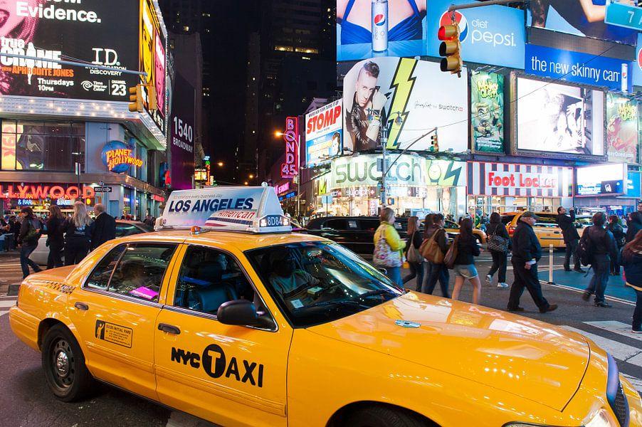 New York Times Square van René Schotanus