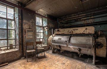 Wäschetag von Olivier Photography