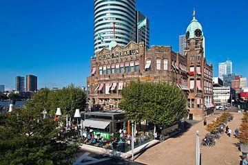 Hotel New York te Rotterdam van