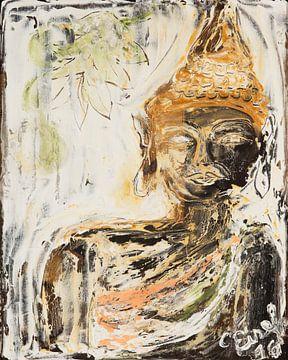 Indobuddha von Carmen Eisele