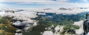 Schweiz - Blick von Jungfraujoch