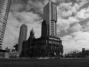 """Rotterdam """"Kop van Zuid"""" von Dennis Elshout"""