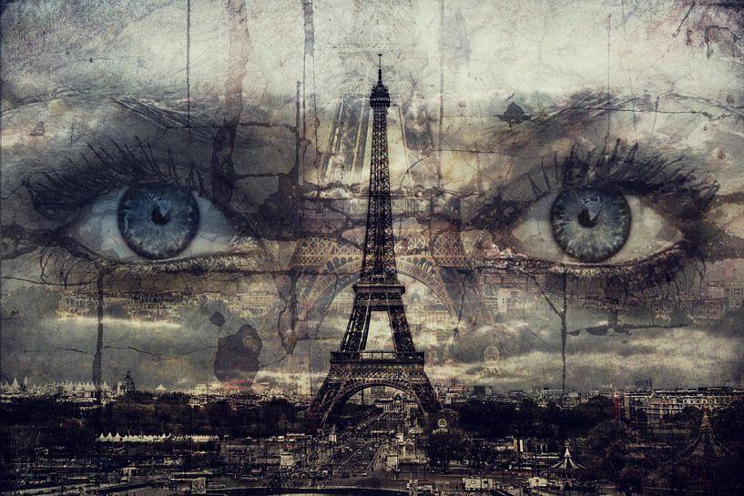 ik zie je in Parijs van Claudia Moeckel