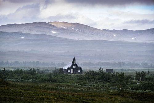 Eenzaam kerkje