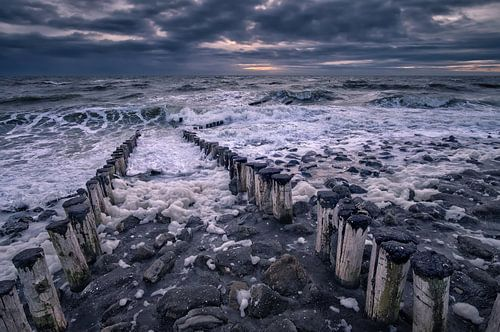 Wenn Wellen verrückt werden von