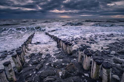 Wanneer golven woeden