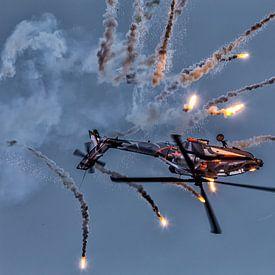 Apache AH-64 von Joram Janssen