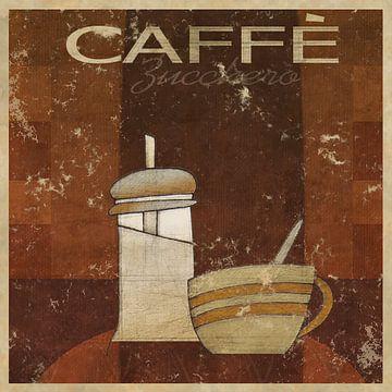 Caffe Zucherro von Joost Hogervorst