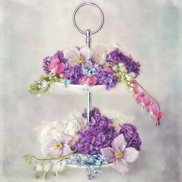Een adem van de lente - kleuren van de lente van Lizzy Pe
