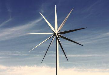 Das grosse Windrad im Himmel