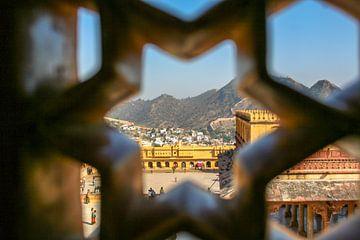 Amber Fort, Jaipur von Martijn Mureau