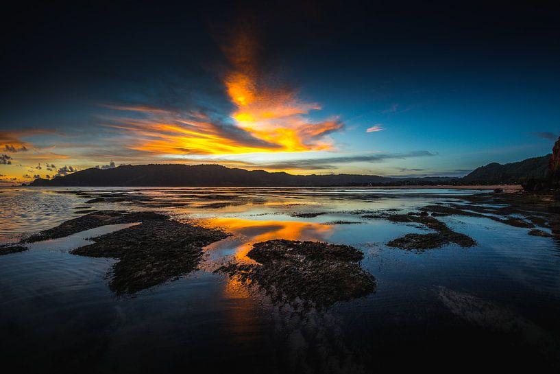 Kuta Lombok van Andy Troy