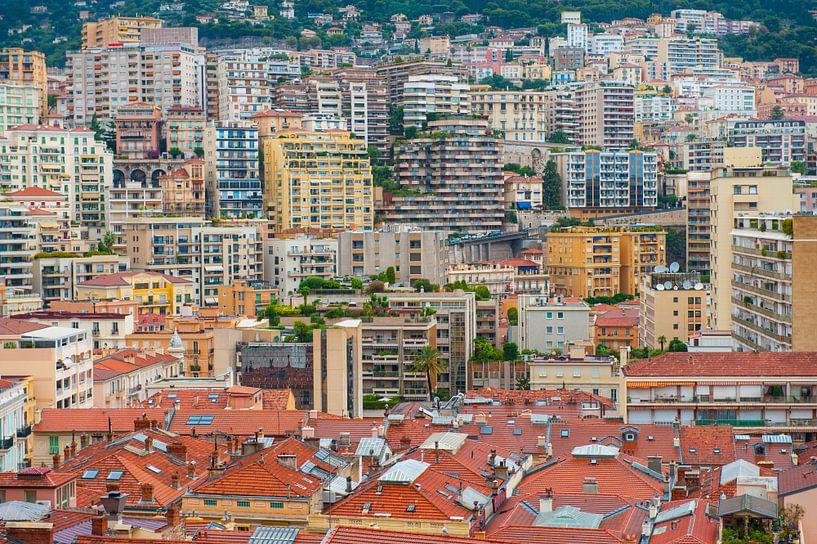 Monte Carlo Monaco van Brian Morgan