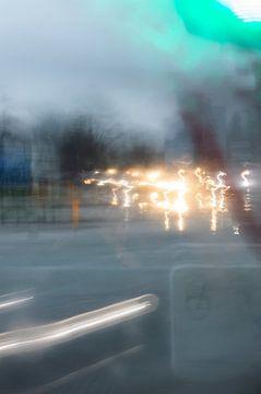 Unterwegs im Winter von Yarni Vlyminck