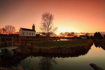Sunset van Stefan Vis