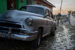 Klassieke Chevrolet in Trinidad - Cuba