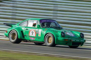 Porsche 911 race uitvoering van Menno Schaefer