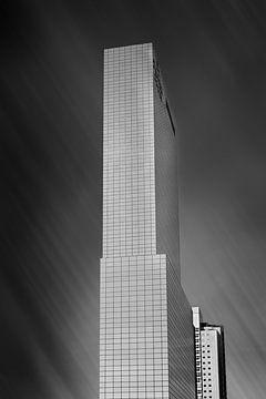 Wolkenkratzer in Rotterdam. von Martin van Lochem
