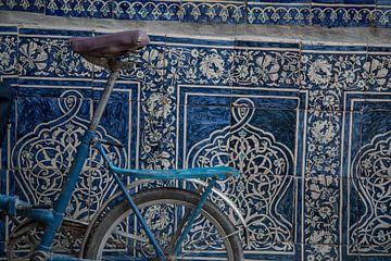 Fahrrad von Anne-Marie Vermaat