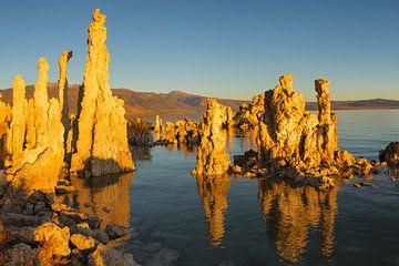 Mono Lake bei Sonnenaufgang, Kalifornien, USA, von Markus Lange