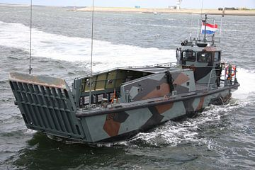 Landing Craft Vehicle Personnel (LCVP) van