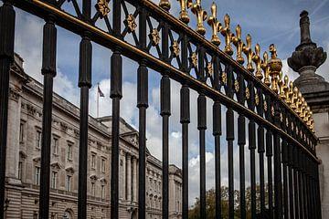 Palais de Buckingham à Londres sur Eric van Nieuwland